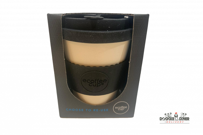 BLACK NATURE Ecoffeecup 12oz