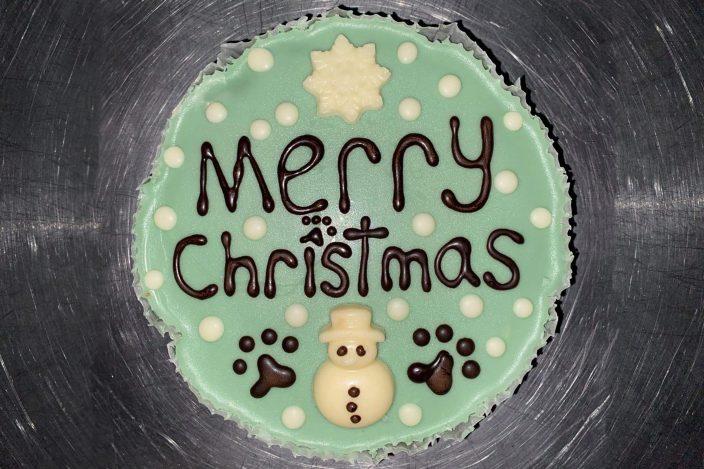 Bespoke Christmas Cake (Pre-Order)